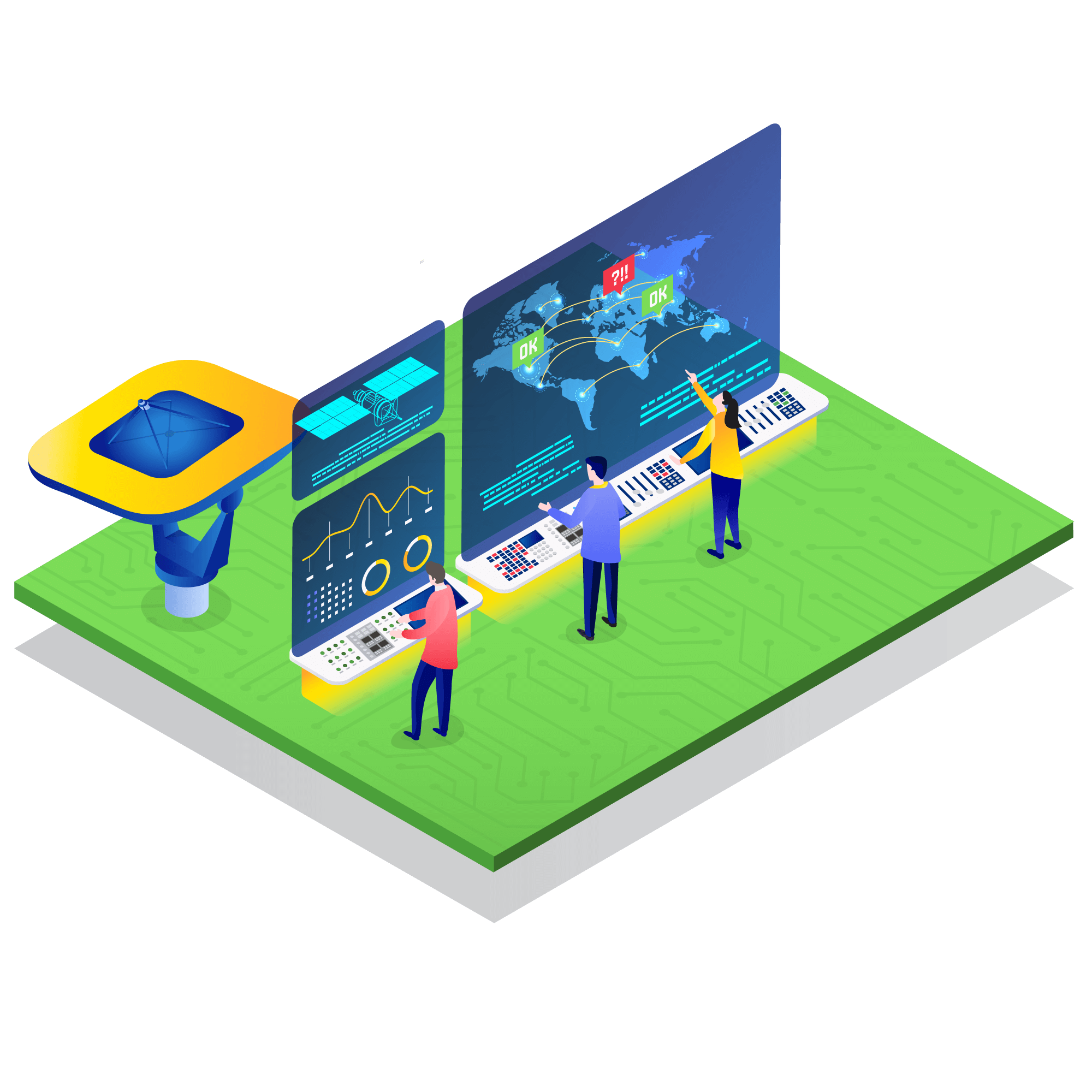 (Paycore)_Illustration_isometric_Control-all-the-transactions_09