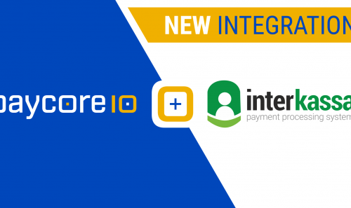 New integration with Interkassa