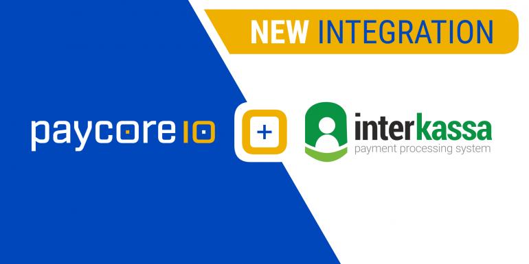 New integration with Interkassa