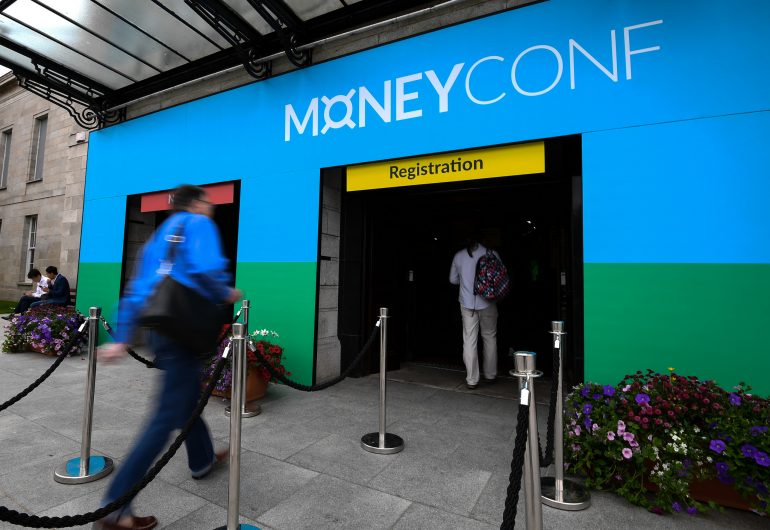 PayCore.io will be attending MoneyConf'19 as a beta startup