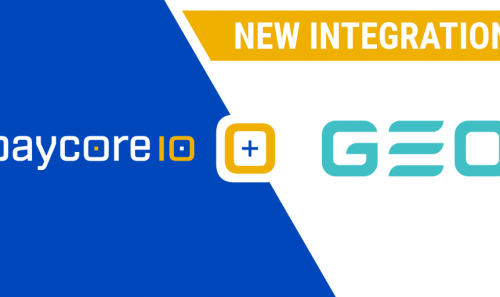 New integration with GEO Pay