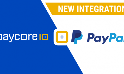 New integration with payment giant PayPal