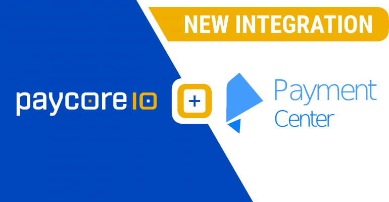 New integration with Payment.Center