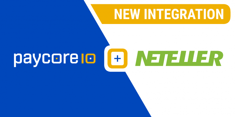 New integration with Neteller