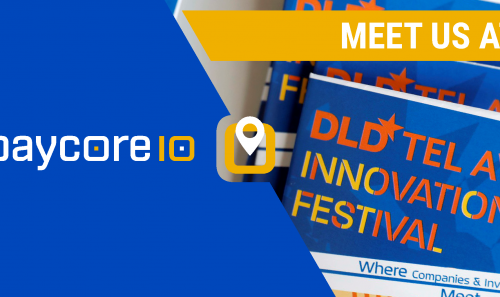 Meet us at DLD Tel Aviv 2019