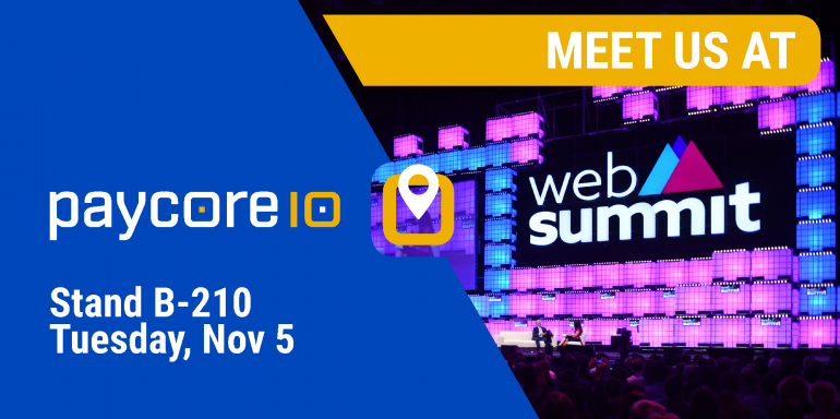 Web Summit 2019: Come join us on Nov 5 at stand B-210