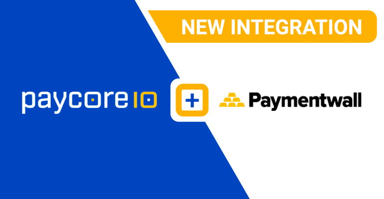 New integration with Paymentwall