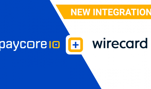 New integration with Wirecard