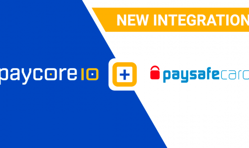 New Integration with Paysafecard