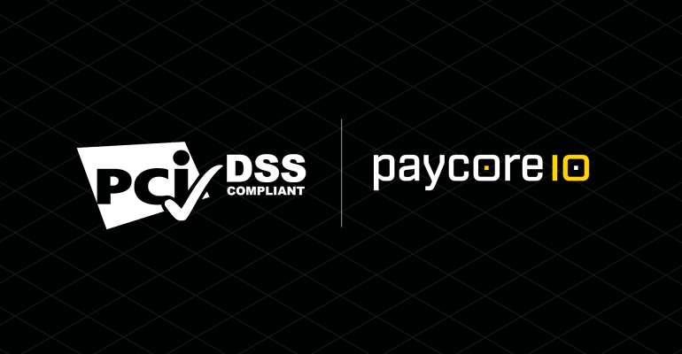 PayCore.io affirmed its compliance with PCI DSS